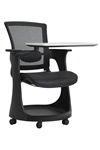 Eduskate Ergonomic Tablet Chair with Cup Holder by Eurotech Seating