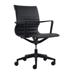 Kinetic Vinyl Office Chair by Eurotech Seating