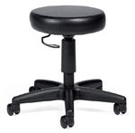 File Buddy Swivel Stool 1105 by Global