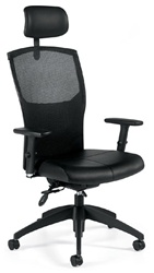 Alero Office Chair 1960LM-3 by Global