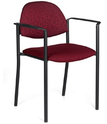 Comet Stacking Chair 2171 by Global