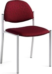 Comet Stack Chair 2172 by Global