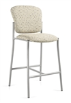 "Twilight 45"" Armless Bar Stool 2197 by Global"