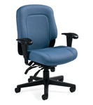 Saxon Office Chair 2512-3 by Global