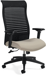 Global Total Office Loover Office Computer Chair 2660 4