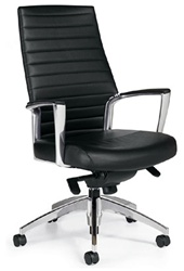 Accord Leather Office Chair 2670LM-2 by Global