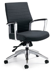 Accord Mid Back Office Chair 2671-4 by Global