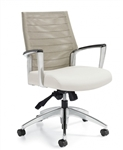 Accord Modern Mesh Office Chair 2677LM-4 by Global