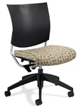 Graphic Desk Chair 2736 by Global