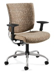 Graphic Ergonomic Office Chair 2739 by Global