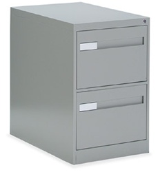 2800 Series Vertical File Cabinet 28-252 by Global