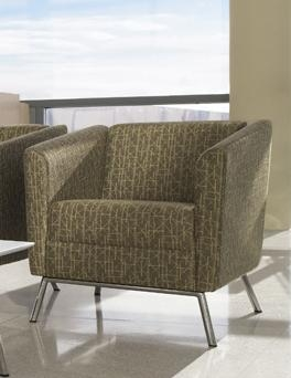 global total office wind office lounge chair 3361