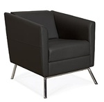 Wind Series Lounge Chair 3361LM by Global