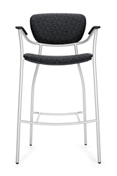 Caprice Series Modern Bar Stool 3369 by Global