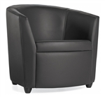 Sirena 3371LM Leather Lounge Chair by Global