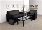 Pursuit Waiting Room Furniture Set by Global