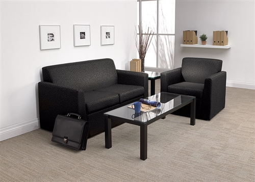 Pursuit Waiting Room Furniture Set By Global Office Furniture Deals