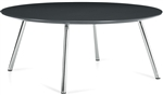 Wind Series Modern Round Coffee Table 3861 by Global