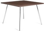 "Wind Series Contemporary 42"" Office Table 3877 by Global"