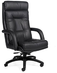 Arturo Leather Office Chair 3991 by Global
