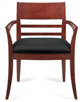 Islands Executive Guest Chair 4076 by Global