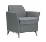Global Total Office Model 5481 Camino Reception Area Lounge Chair