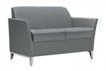 Global Total Office Camino 2 Seat Sofa Model 5482