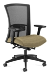 Vion Weight Sensing Synchro Tilter Chair with Mesh Back by Global