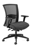 Mid Back Vion Mesh Chair 6322-8 by Global