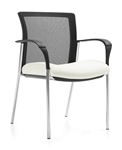 Vion 6325 Mesh Side Chair by Global
