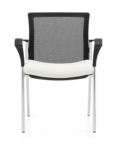 Global Total Office Vion Mesh Side Chair 6325