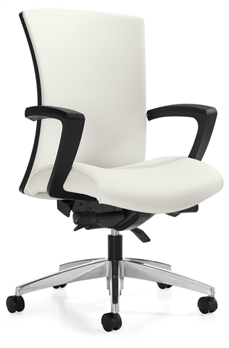 Global Total Office Vion High Back Ergonomic Conference