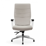 Global Total Office Luray Custom Leather Executive Chair 6460LM