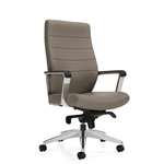 Global Luray Collection Knee Tilter Office Chair 6461LM-2