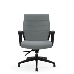Global Luray Series Medium Back Conference Chair 6462-4