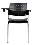 Sonic Tablet Guest Chair 6513T by Global