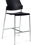 Sonic Guest Stool 6558 by Global