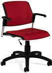 Sonic Office Chair 6569 by Global