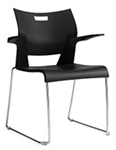 Duet Stacking Armchair 6620 by Global