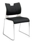 Global Duet Stacking Chair 6628