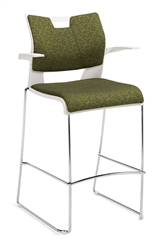 Duet Barstool 6637 by Global