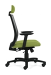 Global Spritz Series Weight Sensing Office Chair with Adjustable Headrest 6760-8