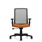 Global Spritz Series 6761-4 Mesh Back Ergonomic Tasking Chair