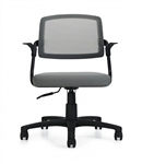 Global Spritz 6762-6 Multi Purpose Mesh Task Chair