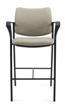 Sidero 6906 Barstool with Arms by Global