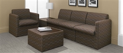 Braden Series Furniture Configuration by Global