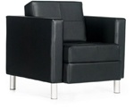 Citi Lounge Chair 7875 by Global