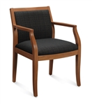 Mayne Series Wood Guest Chair 8335T by Global