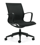 Solar Mesh Back Conference Chair 8456 by Global Total Office