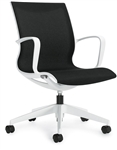 Solar Mesh Conference Chair 8457 by Global Total Office
